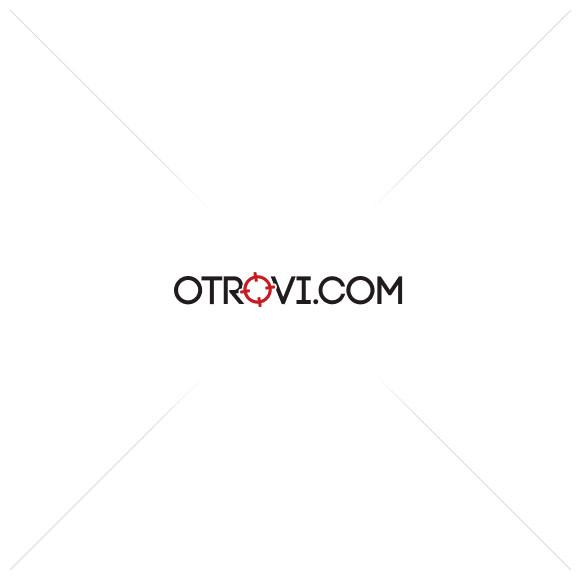 Плашило Mondo Verde Ala Stop Baloon, Хищно око против птици черно 40см.